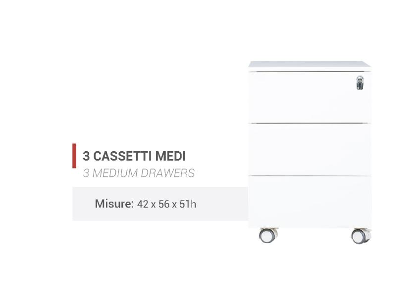 CASSETTI MEDI metallica gransasso