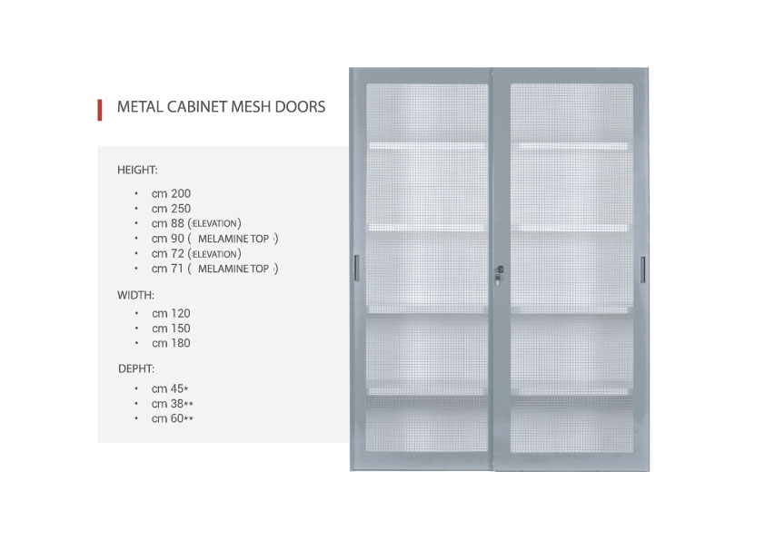 armadio metallico Metallica Gran Sasso